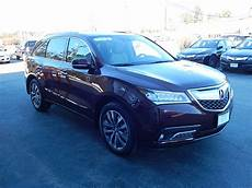 certified pre owned 2015 acura mdx 3 5l technology package