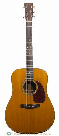 Vintage 1953 Martin D 28 Acoustic With Later 50s