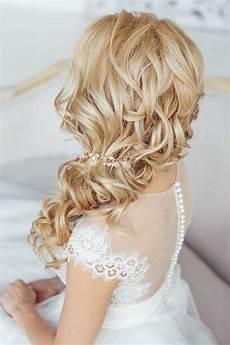 22 bride s favorite wedding hair styles for long hair deer pearl flowers
