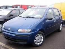 2000 Fiat Punto Pictures