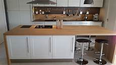 plan de travail en bois massif pour votre cuisine
