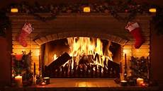 bright burning real time fireplace recording in