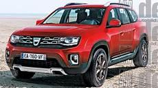 Wann Kommt Der Neue Dacia Duster - dacia duster ii autobild de
