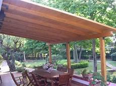 tettoie in legno lamellare tetti e tettoie in legno lamellare