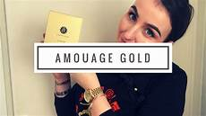 amouage gold review