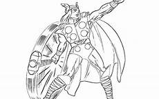 Malvorlagen Ragnarok Thor Ragnarok Coloring Pages At Getdrawings Free