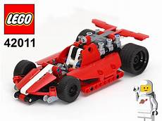 42011 race car pictorial review lego technic