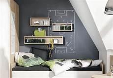 Jugendzimmer Wandgestaltung Farbe Mädchen - tafelfarbe im jugendzimmer definitiv eine coole idee