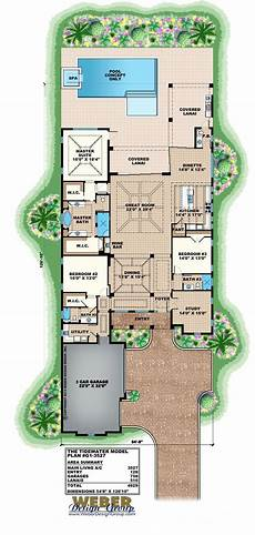 tidewater house plans beach house plan caribbean beach home floor plan