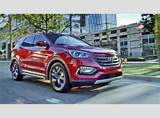 2017 Hyundai Santa Fe and Santa Fe Sport   footage   YouTube