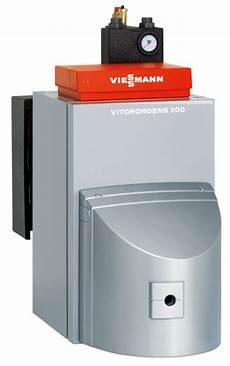 Chaudi 232 Re Fioul Condensation Viessmann Vitorondens 200t