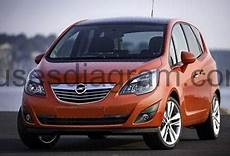 Opel Meriva B Probleme - fuse box opel vauxhall meriva b