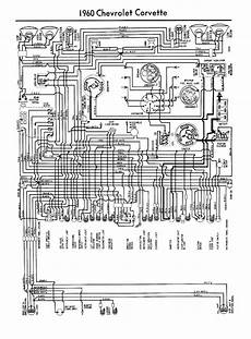 1960 jeep wiring harness diagram free auto wiring diagram 1960 chevrolet corvette wiring diagram