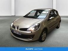 Renault Clio Iii Clio 1 5 Dci 85 Privilege Alcopa Auction