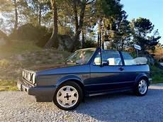 golf 1 cabriolet bel air dx 112ch modif jantes castellet