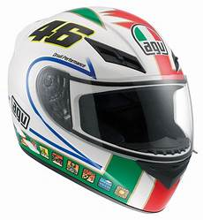 order your new agv k3 valentino replica helmet today