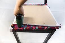 stuhl mit kunstleder beziehen 187 ikea hack stuhl mit stoff beziehen