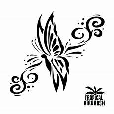 Armtribal Schmetterling Tropical Airbrush