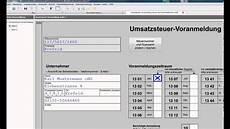muster umsatzsteuervoranmeldung photovoltaik eigenverbrauch office line und umsatzsteuervoranmeldung 2014
