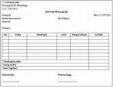 sistem informasi akuntansi faktur penjualan