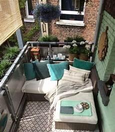 balkon ideen kleiner balkon