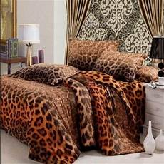 diaidi leopard animal print bedding from home