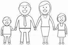 Schule Und Familie Ausmalbild Drucken Ausmalbild Menschen Und Ihr Zuhause Gl 252 Ckliche Familie