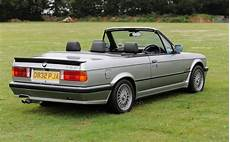 1987 Bmw E30 325i M Tech1 Convertible Classic Car Auctions