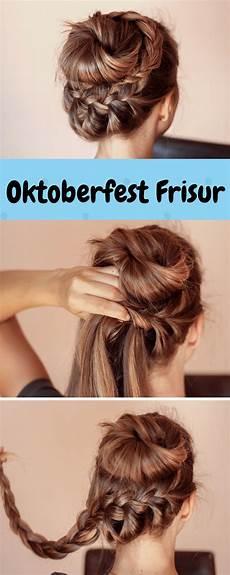 Dirndl Frisuren F 252 Rs Oktoberfest Und Andere Anl 228 Sse