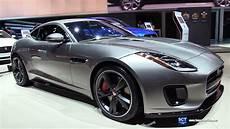 2018 Jaguar F Type R Dynamic Exterior And Interior