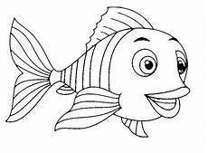 ausmalbilder fische kostenlos ausdrucken kinder