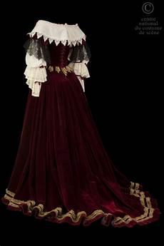Ph 232 Dre Ducaux Descriptif Costume Robe De Style