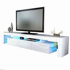 soggiorni porta tv porta tv vivaldi mobile bianco con led rgb per soggiorno
