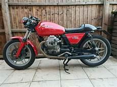 Moto Guzzi V65 Cafe Racer Usate Amatmotor Co