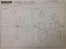 Sps 1025 Grafik Senibina 1 Hasil Kerja Pelajar