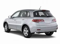 2008 Acura Rdx Mpg 2008 acura rdx reviews and rating motor trend