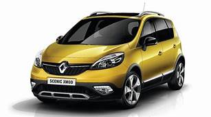 Renault Scenic XMOD 2013 First Official Pictures  CAR