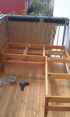 bank balkon pin von nicole schachenhofer auf eckbank selber bauen in