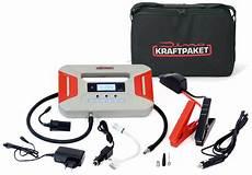 Dino Kraftpaket 12 V Starthilfeger 228 T Kompressor 600a