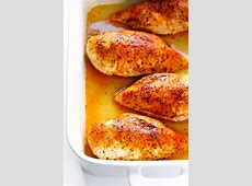 moist baked chicken