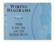 small engine service manuals 2010 ford f250 electronic valve timing 2006 ford f 250 350 450 550 factory truck super duty wiring diagrams