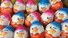 New Kinder Eggs Limited Edition For