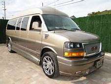 GMC  Savana Limited SE Projects To Try Pinterest