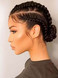 3 Braided Hairstyles 30 goddess braids hairstyles you will the