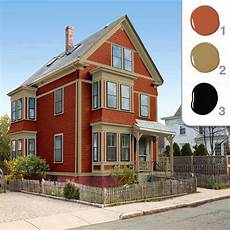 Picking The Exterior Paint Colors House Paint