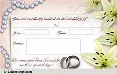123 Wedding Invitations