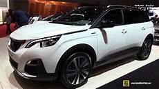 2017 Peugeot 5008 Gt Line Exterior And Interior