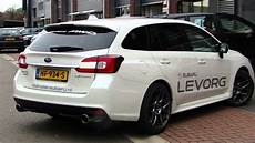 Subaru Levorg Exhaust Sound Sportauspuff Echappement Take