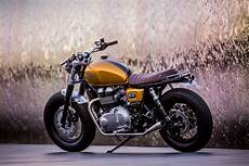 Out Motorcycles Triumph Thruxton