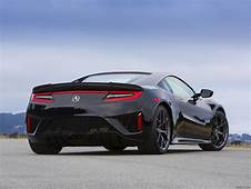 2016 Acura NSX  Rear HD Wallpaper 17